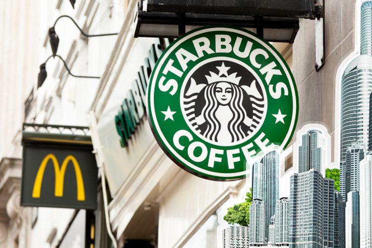 starbucks mcdonalds - BrandZ 2019: McDonald's es la marca más valiosa de comida rápida en el mundo