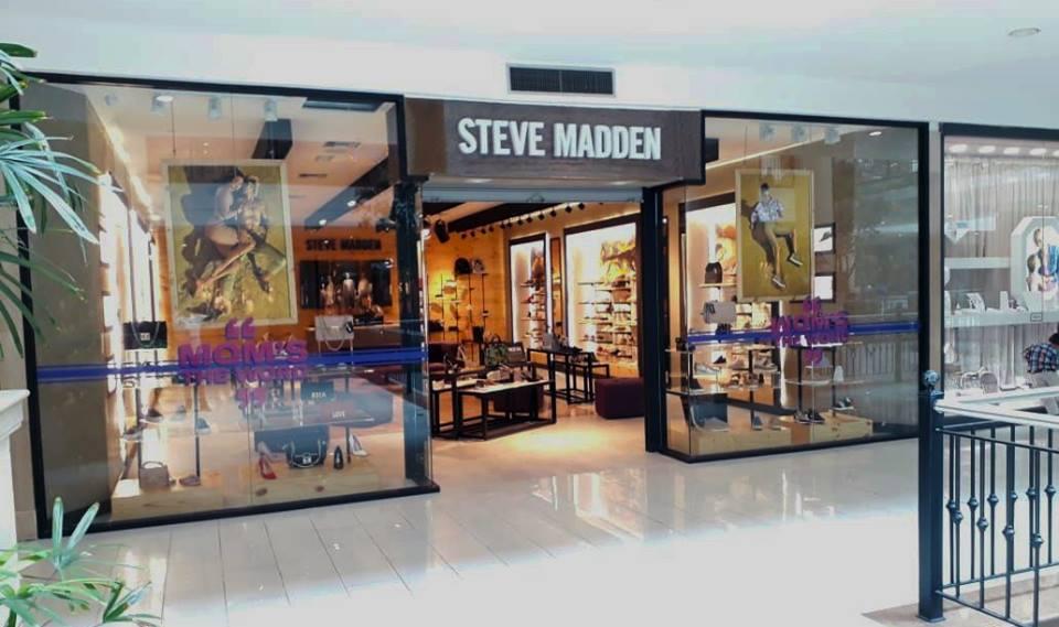 steve madden - Ecuador: Steve Madden inaugura primera tienda en Guayaquil
