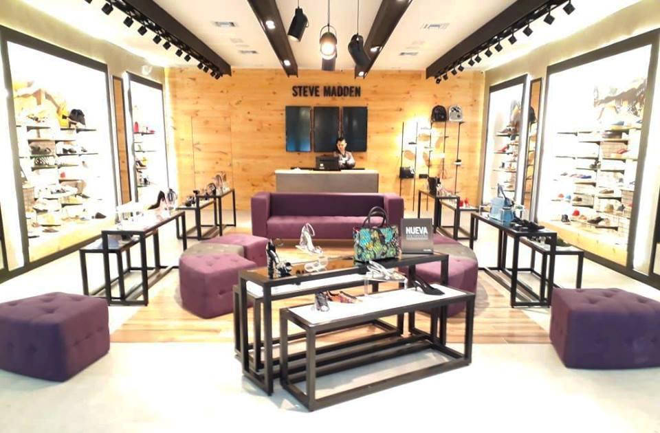steve - Ecuador: Steve Madden inaugura primera tienda en Guayaquil