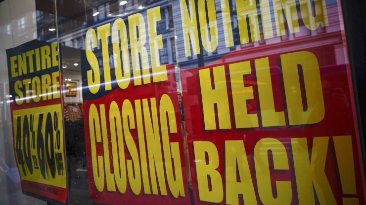 store closing