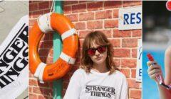 stranger things hm 240x140 - H&M lanza nueva colección inspirada en la serie Stranger Things