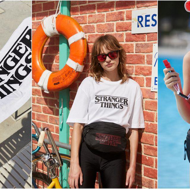 stranger things hm - H&M lanza nueva colección inspirada en la serie Stranger Things
