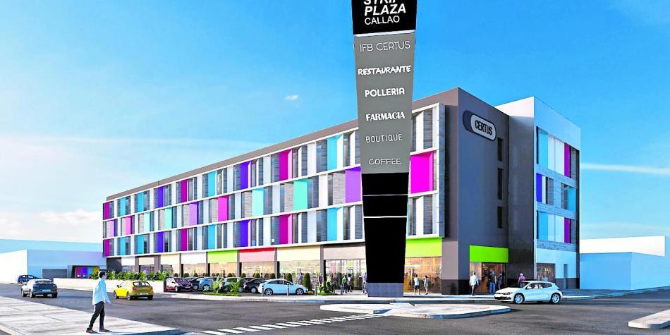 strip plaza callao - Perú: Viva GyM construye strip mall en el Callao