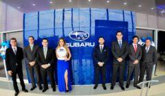 subaru trujillo 2016 4 240x140 - Subaru inaugura showroom en Trujillo