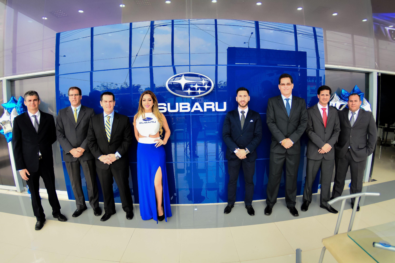 subaru trujillo 2016 4 - Subaru inaugura showroom en Trujillo