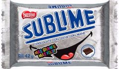 sublime nestle 240x140 - Nestlé afirma que Sublime tiene 27.8% de cacao