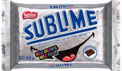 sublime nestle 248x144 - Nestlé afirma que Sublime tiene 27.8% de cacao