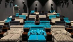 suiza cine 248x144 - ¿Sabías que en Suiza existe un cine que en vez de asientos ofrece camas?
