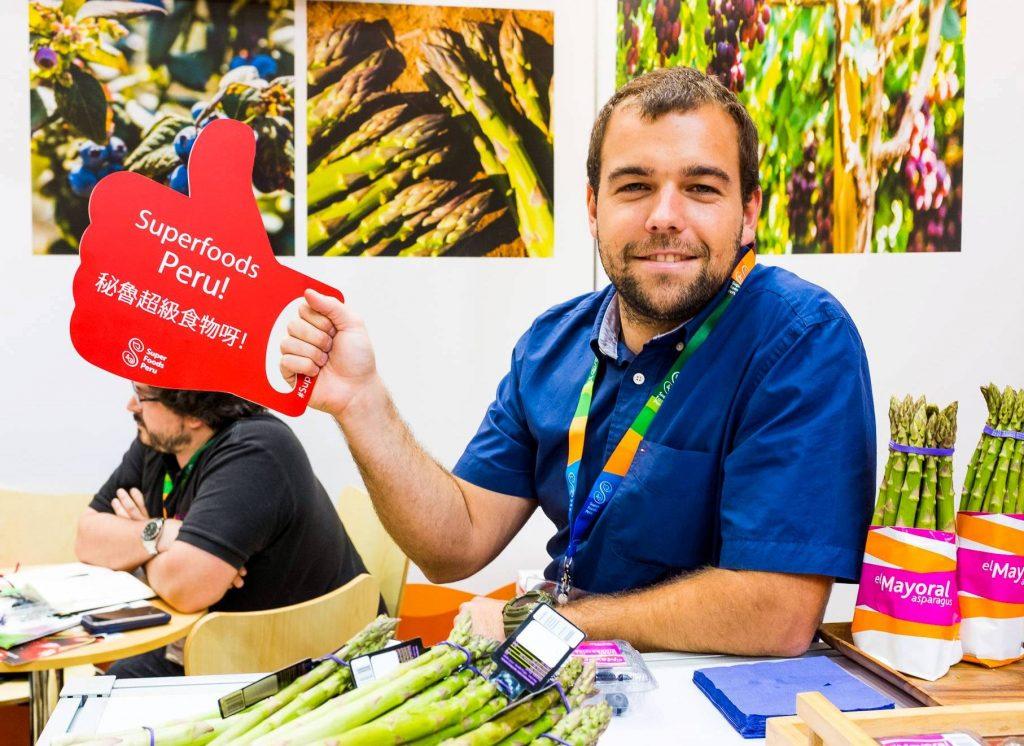 super foods asia fruit logistica 2017 5 1024x746 - Super Foods Peru concretan negocios por US$ 138 millones en Asia