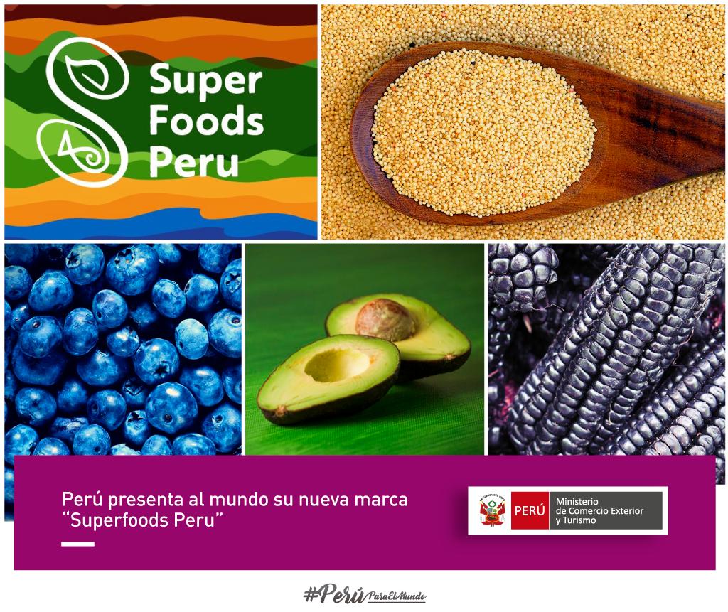 super foods peru 20 - Perú sera sede del Global Gap Summit 2018
