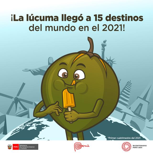 superalimentos peruanos lucuma