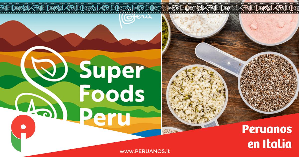 "superfood peru milano tuttofood - ""Superfoods Perú"" participó en la feria ""Tutto Food"" de Italia"