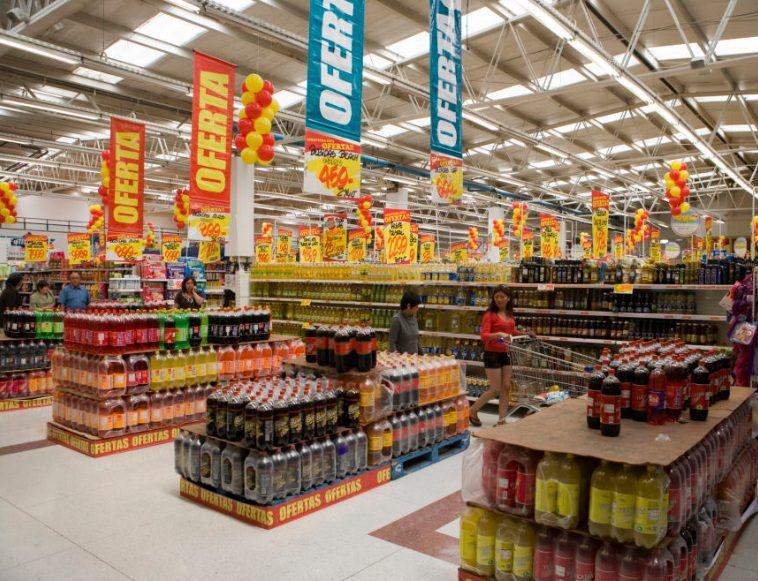 supermarket eeuu - Crecimiento del PBI de Estados Unidos llegó a 2,9% en cuarto trimestre del 2017