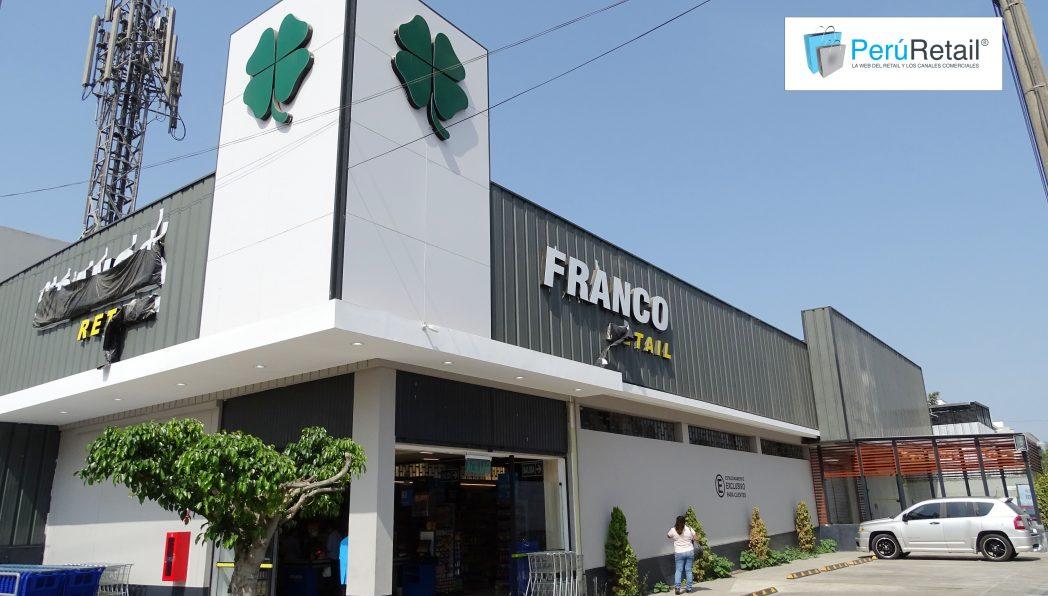 supermercado franco surco - Perú: Supermercados Franco abre las puertas de su primer local en Surco