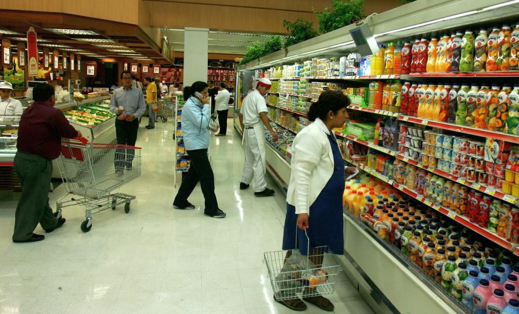 Ventas del sector retail en Perú crecieron 3.9% en el 2017