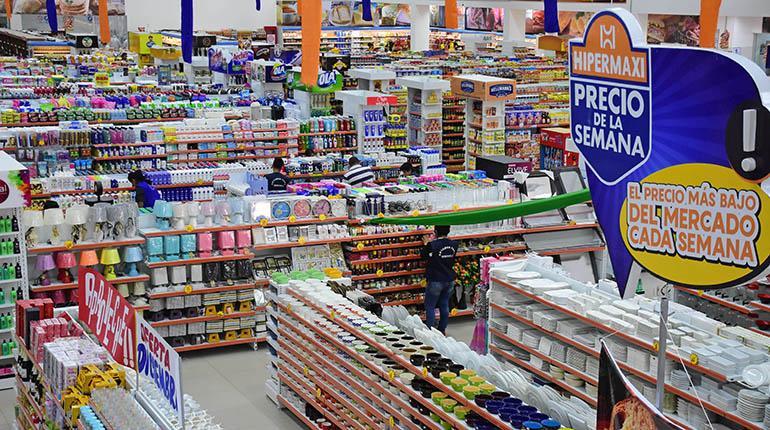 supermercados bolivia 1 - Bolivia, la más afectada en precios de exportaciones por devaluación del yuan