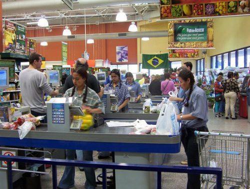 supermercados brasil