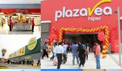 supermercados collage