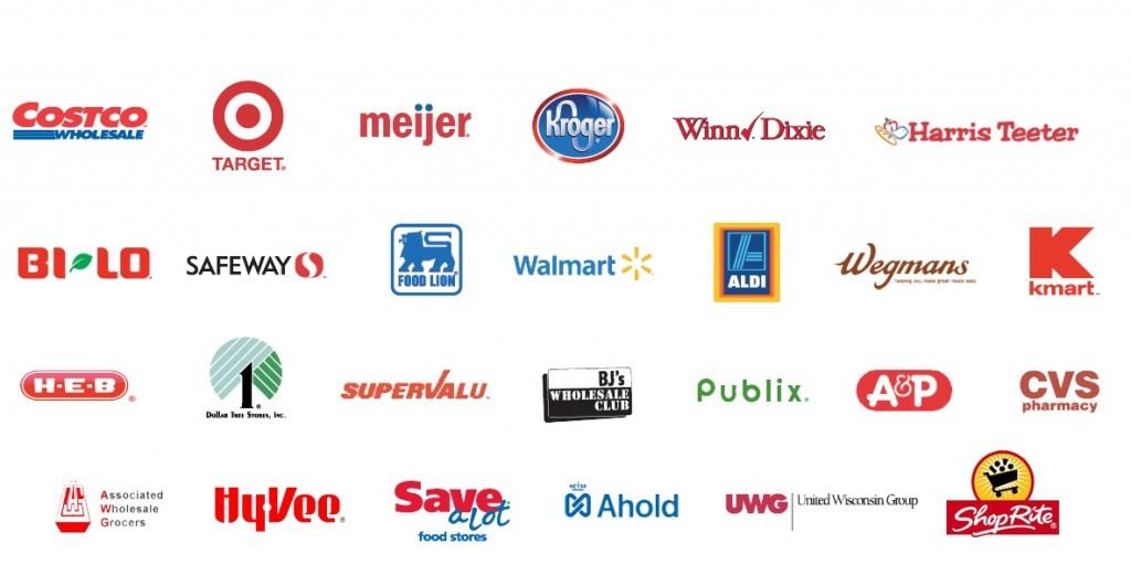 supermercados de EE.UU.