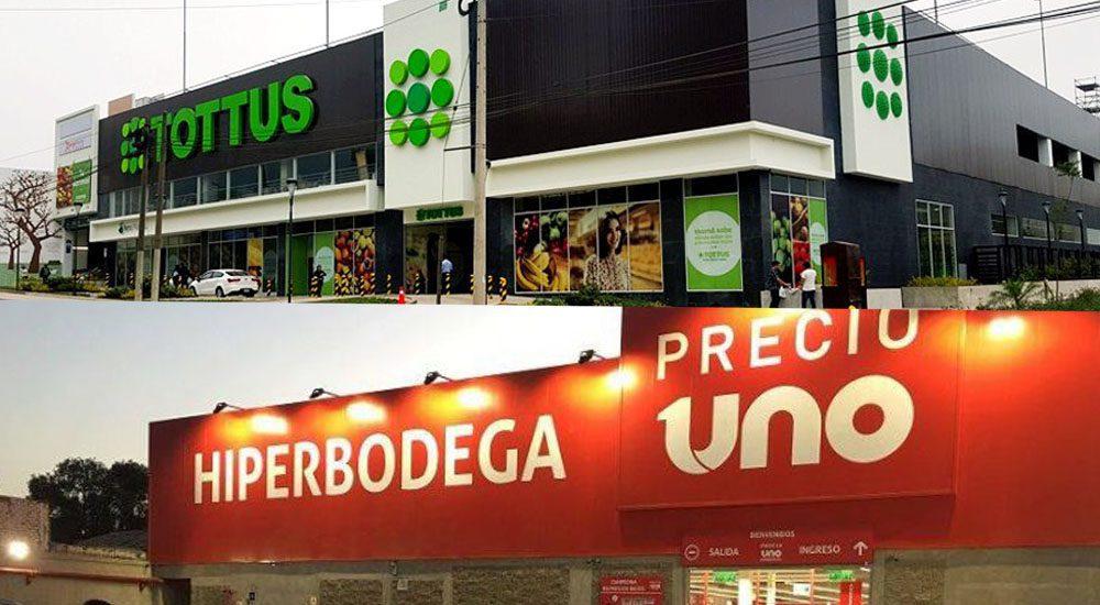 supermercados falabella - Falabella Perú crece 7.9% impulsado por ventas de supermercados y homecenters