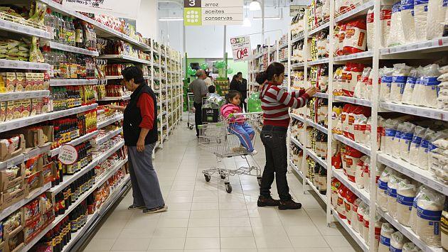 supermercados peruanos crecerán el 2015 1 - Perú: Ventas de supermercados y tiendas departamentales crecerán pero a menor ritmo en lo que resta del 2018