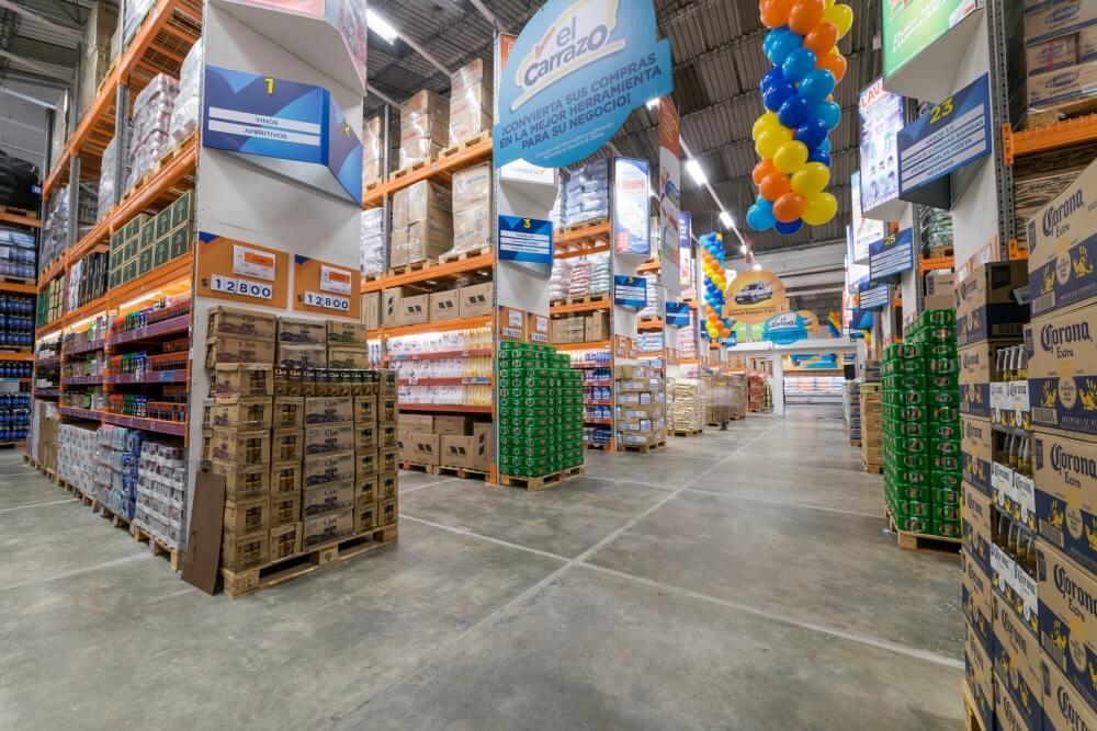 surtimayorista interior - Colombia: Surtimayorista proyecta cerrar el año con 17 puntos de venta