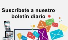 suscripción peru retail 240x140 - Con 3 pasos inscríbete gratuitamente al boletín diario de Perú Retail