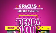 tambo 1001 240x140 - Tambo+ prevé cerrar el año con 105 tiendas en Perú