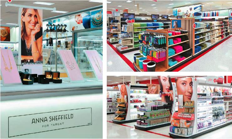 target servicio cosmeticos - Target rediseña sus tiendas y pone foco en la categoría de belleza