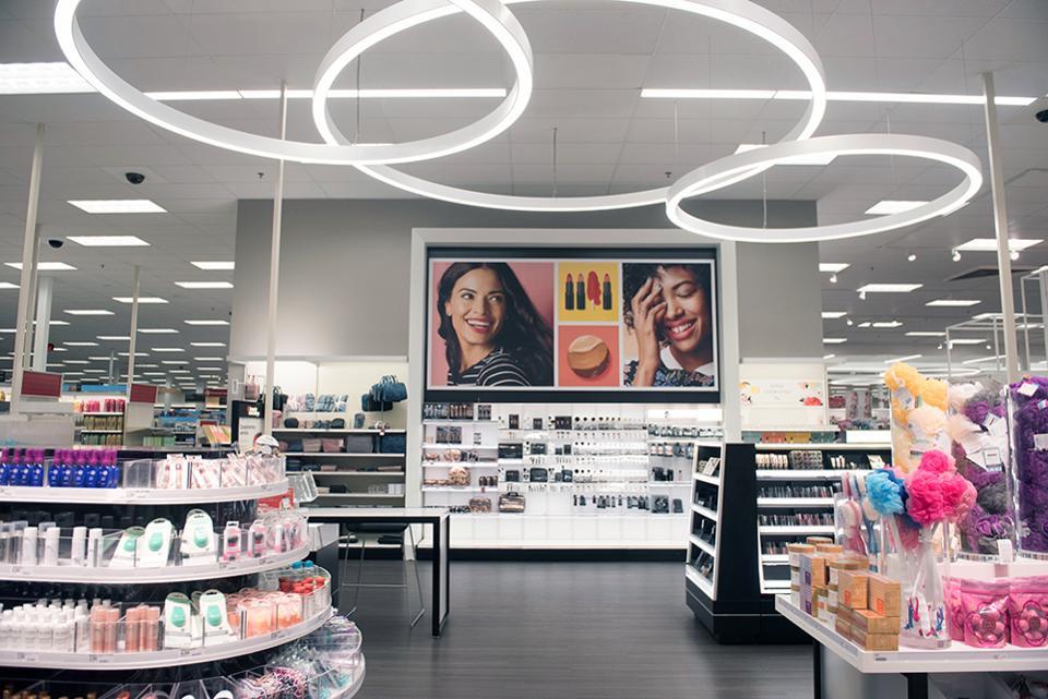 target tienda de belleza - Target rediseña sus tiendas y pone foco en la categoría de belleza