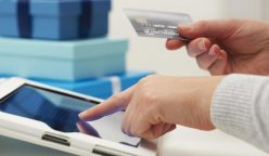 tarjetas de credito 248x144 - Implementarán la huella dactilar y el reconocimiento facial para reducir el fraude electrónico