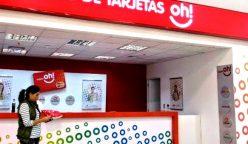 tarjetas oh 1 248x144 - Financiera Oh! participa con el 10.4% del stock total de tarjetas de crédito en Perú