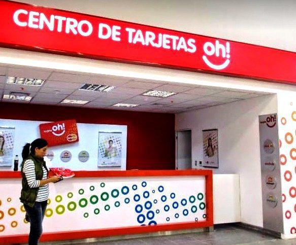 tarjetas oh 1 - Financiera Oh! participa con el 10.4% del stock total de tarjetas de crédito en Perú
