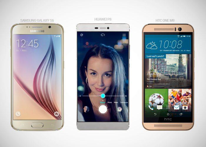 telefonos inteligentes gama alta