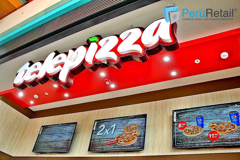 telepizza 6 - peru retail