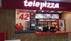 telepizza bolivia 248x144 - Telepizza inauguró su séptima tienda en Bolivia
