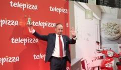 telepizza pablo juantegui campana 240x140 - Telepizza podría abrir 500 locales en México