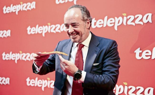 telepizza - Telepizza abriría entre 400 y 500 tiendas a lo largo de la costa del Pacífico