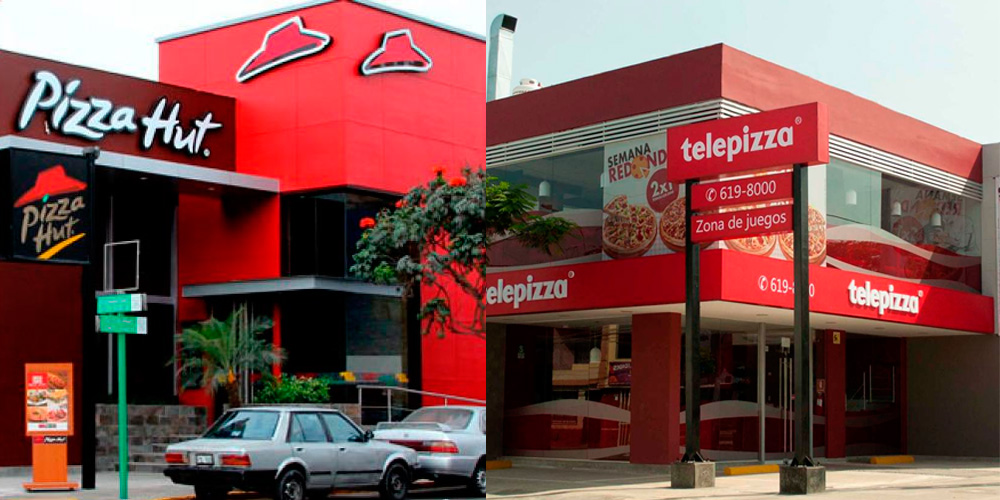 telepizzapizzahut - Pizza Hut pagará 10 millones de euros por el uso de la marca Telepizza