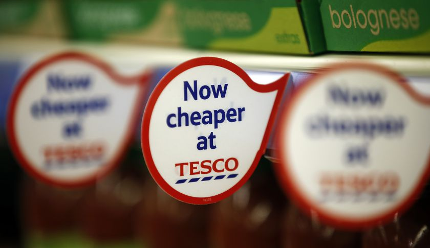 Inside A Tesco Plc Supermarket As Retailer Announces Price Cuts And Store Closures