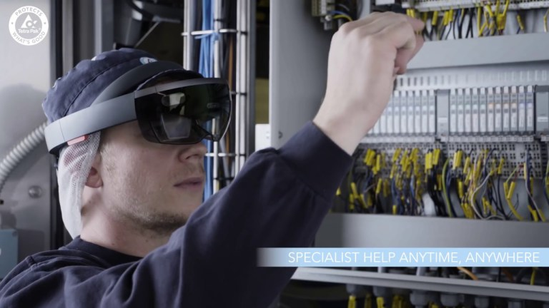 tetrapack tec maxresdefault 1 - Tetra Pak y Microsoft ponen a prueba los HoloLens