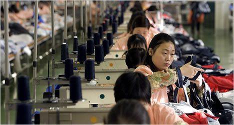 textil china