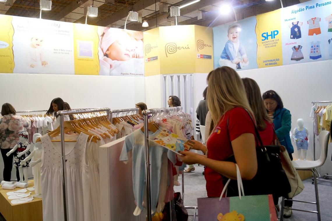 textil fit - Perú: Textiles para bebés y niños destacan en feria brasileña FIT