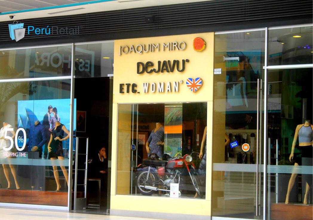 textiles euromod megaplaza peru retail