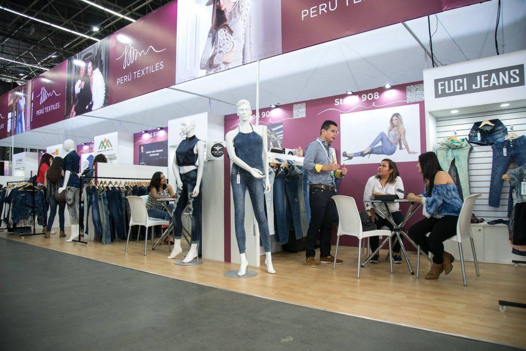 textiles promperu 3 1024x683 - Perú: Exportaciones de prendas de vestir subió 8% más en el primer semestre del año