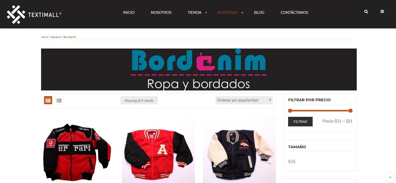 textimall 2 - Ecuador: Empresas textiles se unen en plataforma digital Textimall