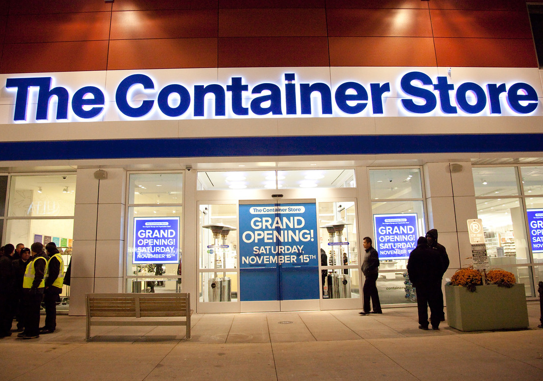 the container store Preview_Party_28