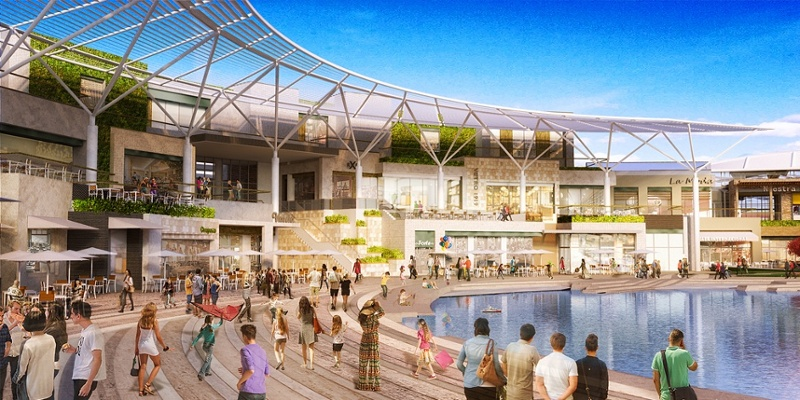 the harbor via montejo4 - The Harbor Lifestyle Mall abrirá el 2018 en México