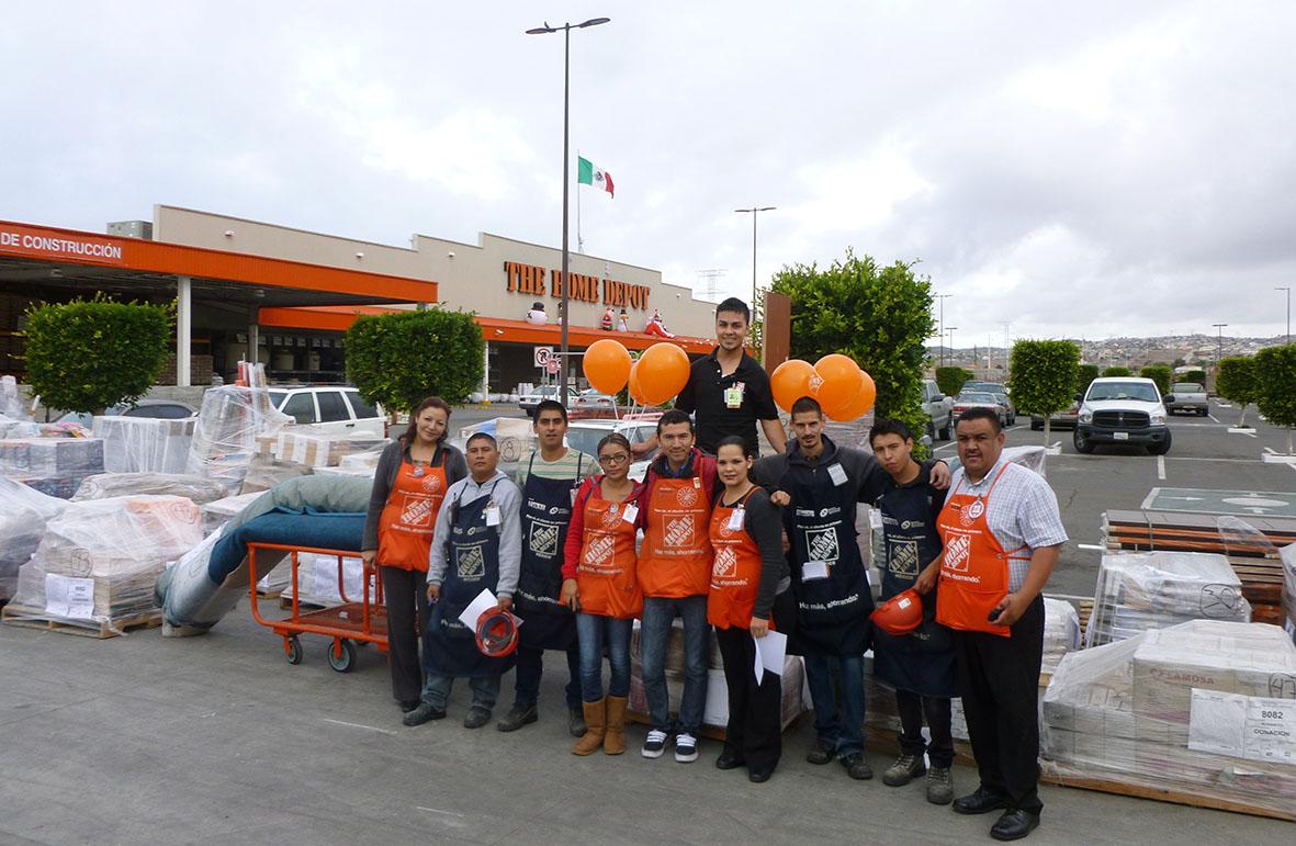 the home depot mexico - The Home Depot sigue sumando locales en México