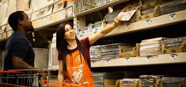 the home depot - Home Depot ganó más de $8.000 millones de dólares durante el 2017